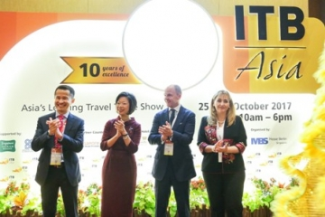 ITB Asia 2018 sees entry of new exhibitors