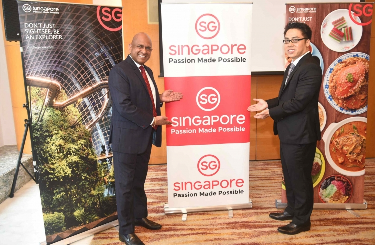 Singapore launches new brand 'Passion Made Possible'