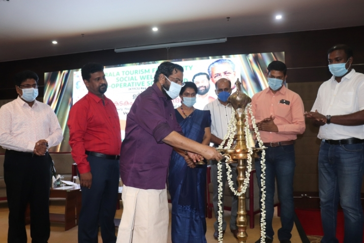Kerala Launches Kerala Tourism Fraternity Social Welfare Cooperative Society