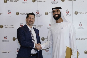 Abu Dhabi Tourism signs MoU with Medical Tourism Association