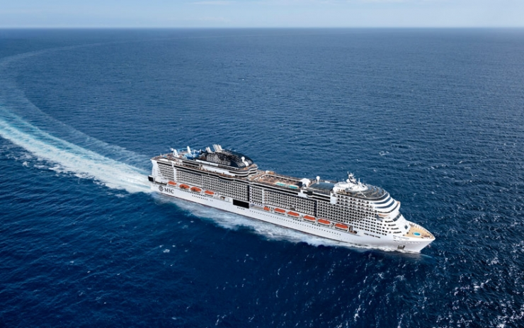 MSC Cruises opens booking for MSC Grandiosa