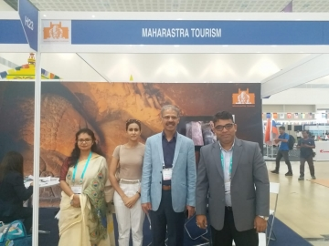 MTDC participates at 41st Edition of PATA Travel Mart 2018