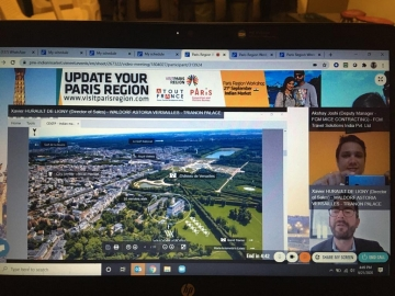 Atout France conducts virtual workshops