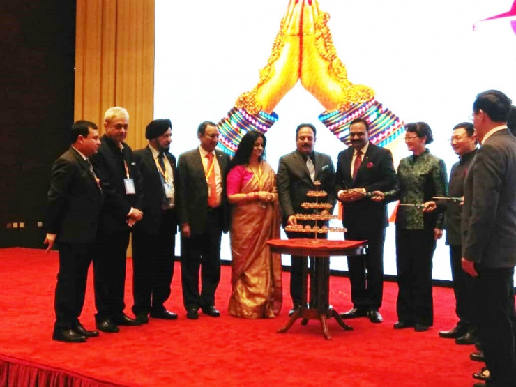 TAAI Convention in Kunming to accelerate strong tourism exchange between India and China