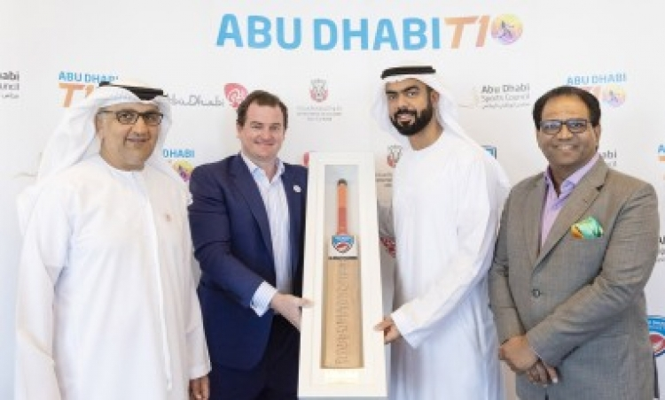 Abu Dhabi Cricket joins hands with DCT Abu Dhabi and ADSC to host T10 league