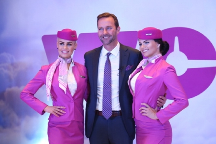 WOW air announces launch of Delhi – Iceland service