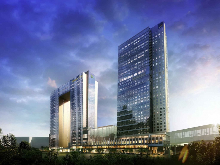 AccorHotels to launch Seoul Dragon City