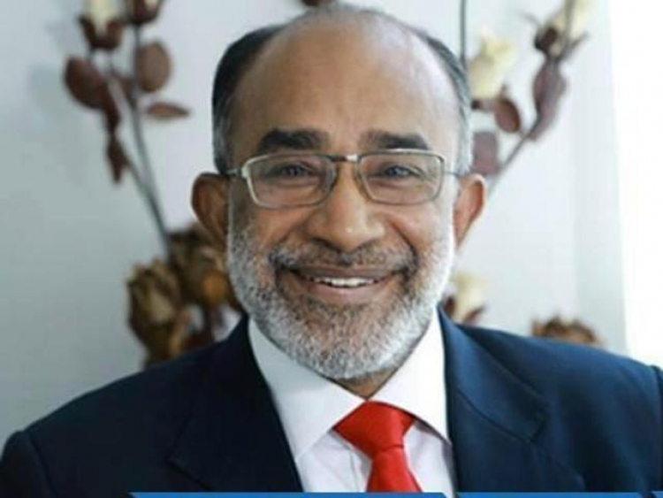 Alphons interacts with diplomats of different nations to develop bilateral tourism