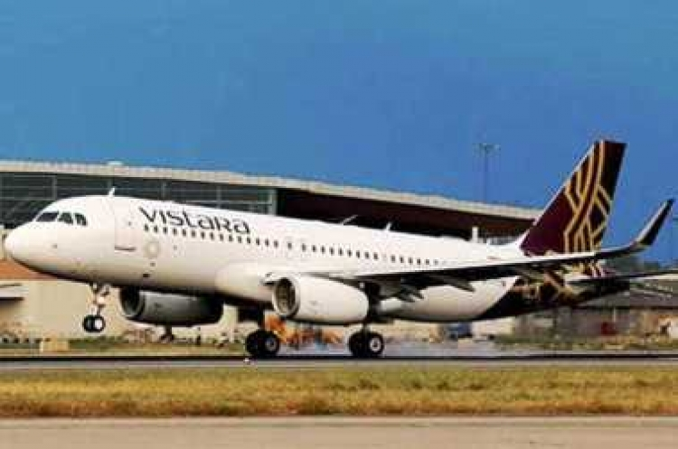 Vistara Leases Six Aircraft from BOC Aviation