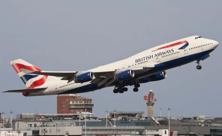British Airways retires B747 fleet