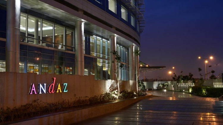 Andaz Delhi receives ISO Certification