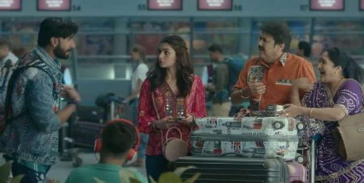 MakeMyTrip Launches New Ad Campaign