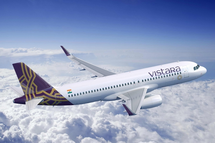 Vistara to order US$3.1 Billion worth of Aircraft