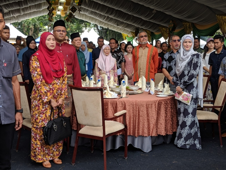 Malaysia takes 'Hari Raya' route to draw inbound visitors