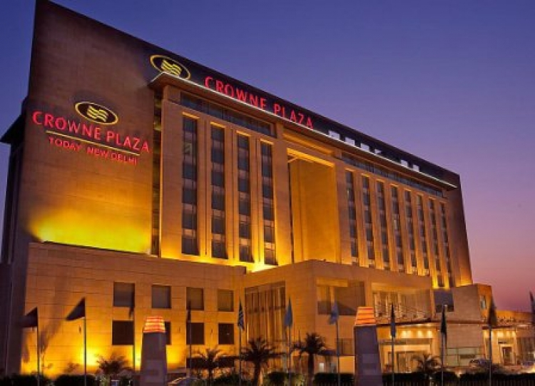 Crowne Plaza Today New Delhi Okhla declared the cleanest amongst the SDMC's Central Zone hotels