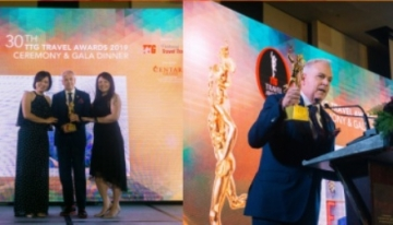 PATA CEO awarded 'Travel Personality of The Year' Awards