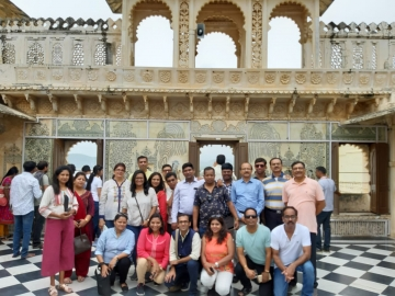 ETAA organises educational fam trip