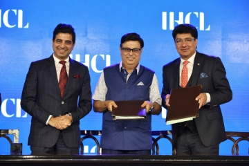 IHCL signs new property in Agra