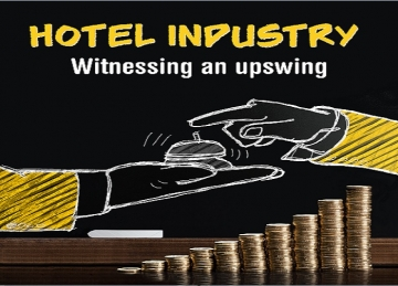 Hotel industry: Witnessing an upswing