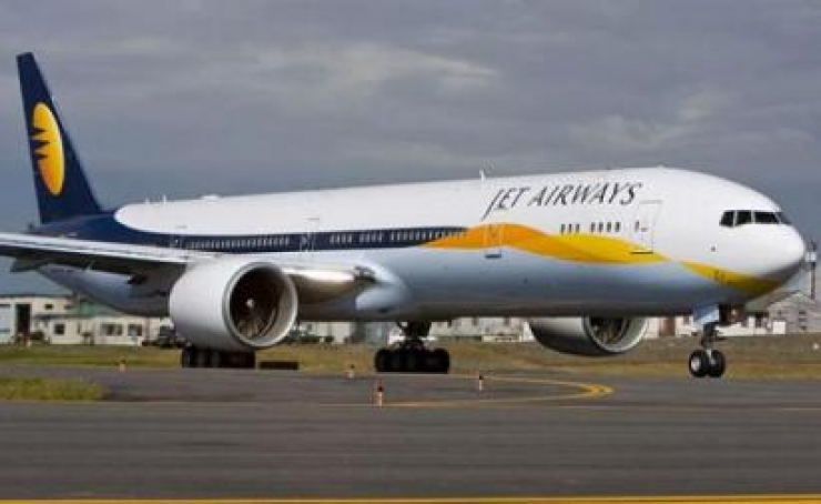 Jet Airways temporary suspends operations