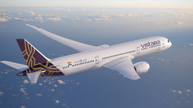 Vistara to Feature Panasonic's Arc 3D Inflight Map Application