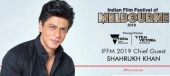Shah Rukh Khan to be the 'Chief Guest' at 'Indian Film Festival of Melbourne'