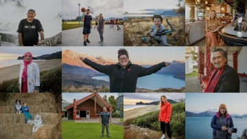 New Zealand Launches 'Messages from New Zealand' Campaign