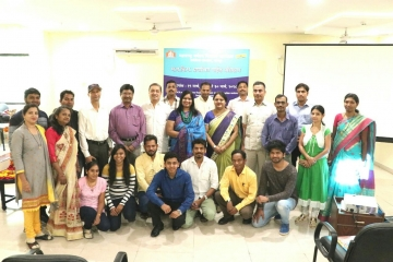 MTDC conducts Guide Training Programme in Nagpur