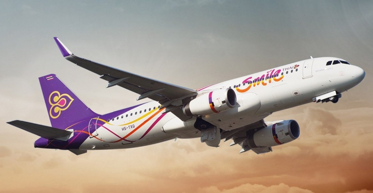 THAI Smile launches Bangkok – Mumbai flights