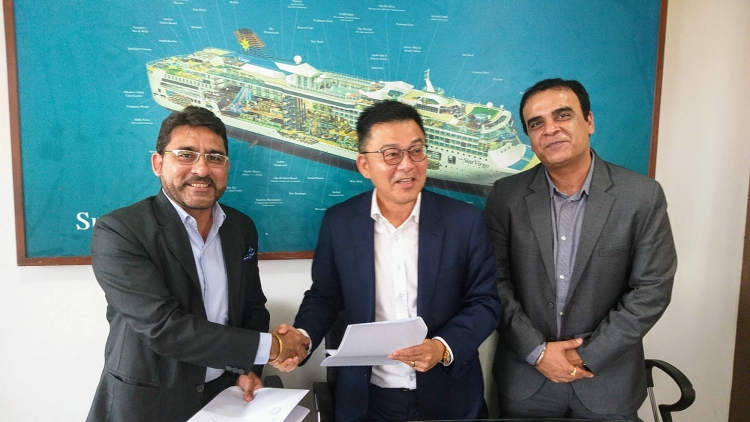 Travstarz partners with Genting Cruise Lines as PSA