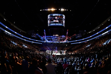 Abu Dhabi to host UFC for five years