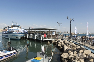 Israel connects Haifa and Acre with new cruise