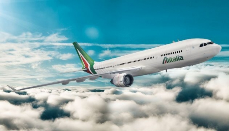 Alitalia to Resume Direct Services to New York, Spain and Southern Italy in June