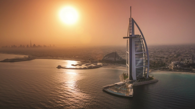 Burj Al Arab voted 'Best Hotel in the World'