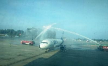 GoAir commences International Operations