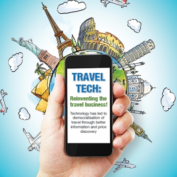 Travel Tech : Reinventing the travel business!
