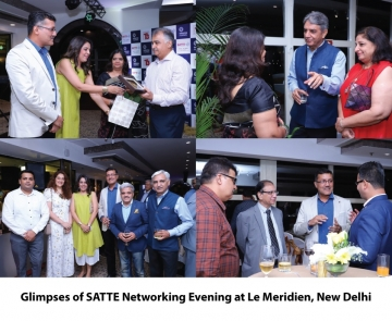 SATTE organises networking evening in New Delhi