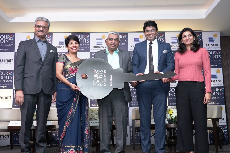 Marriott opens Four Points by Sheraton Kochi Infopark