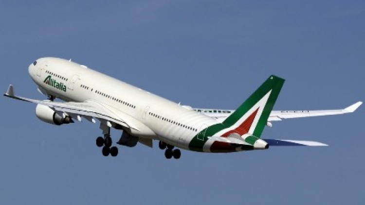 Alitalia emerges as the most punctual airline in the first 5 months of 2019