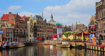 Netherlands aims over 2 lakh Indian visitors in 2018