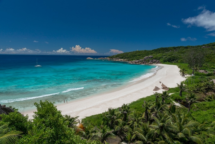 Seychelles open for tourism