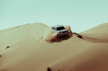 Abu Dhabi Offers Visitors Exciting Off-Road Adventures