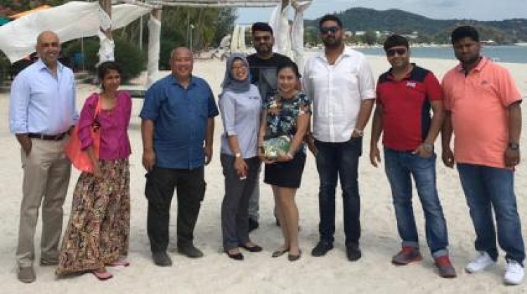 Tourism Malaysia and AirAsia conducts Wedding Planners fam trip