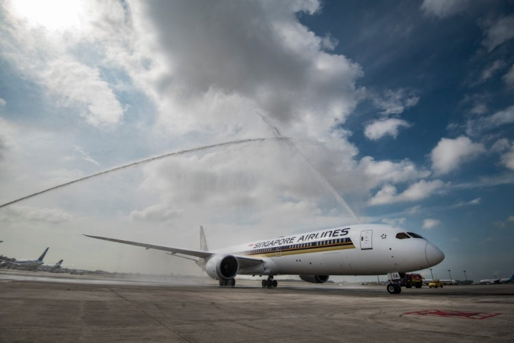 Singapore Airlines to operate B787-10 on Chennai route