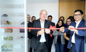 Sabre inaugurates newest office in New Delhi