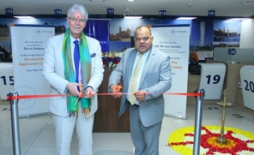 VFS Global launches Slovakia Visa Application Centre in New Delhi